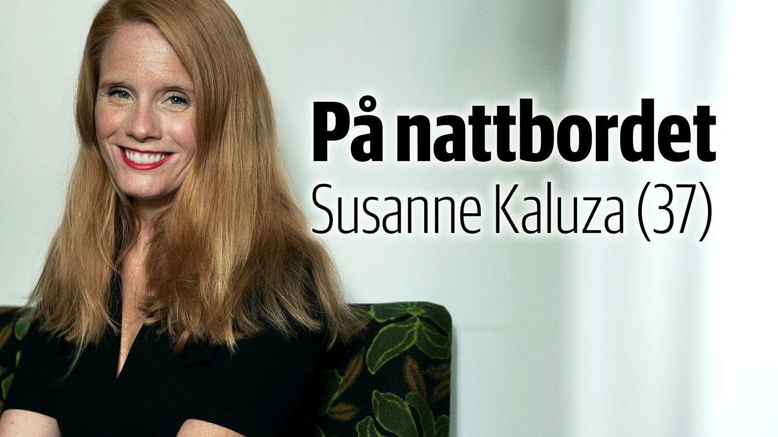Susanne Kaluza, ny daglig leder i She.
