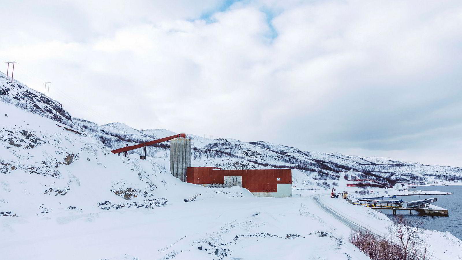Selskapet Nussir asa har fått driftskonsesjon for en kobbergruve ved Repparfjorden i Finnmark.