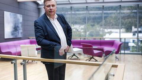 Direktør Atle Hamar i Lotteritilsynet sier han har tillit til at foreninger ønsker å følge norsk lov. Foto: Bent Are Iversen/Firda