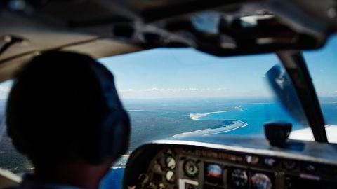 Her ved Kilwa på kysten av Tanzania planlegger Statoil og partnere å bygge et landanlegg for å kjøle ned naturgass til flytende form for utskipning til Asia. Foto: Hampus Lundgren