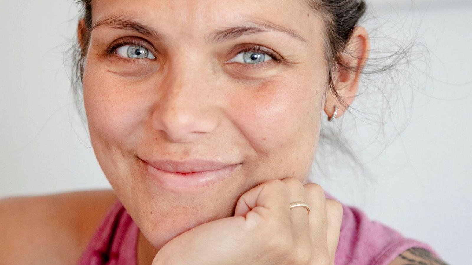 Treningsbloggeren Jørgine «Funkygine» Massa Vasstrand (29) fikk ikke erstatning etter skjeggkre-funn i leiligheten.