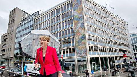 Marianne Aasen (Ap).                    Foto: Aleksander Nordahl
