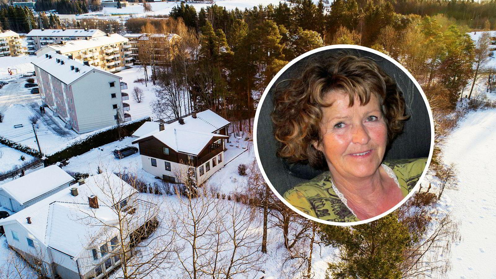 Anne-Elisabeth Falkevik Hagen har vært savnet fra sitt hjem på Fjellhamar i Lørenskog siden 31. oktober i fjor. Nå ber politiet folk benytte tjeneste i Google Maps for å friske opp hukommelsen.