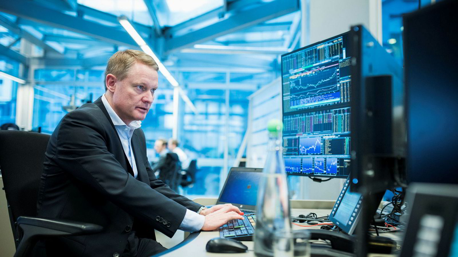 Meglersjef Thomas Breivik i DNB Markets.