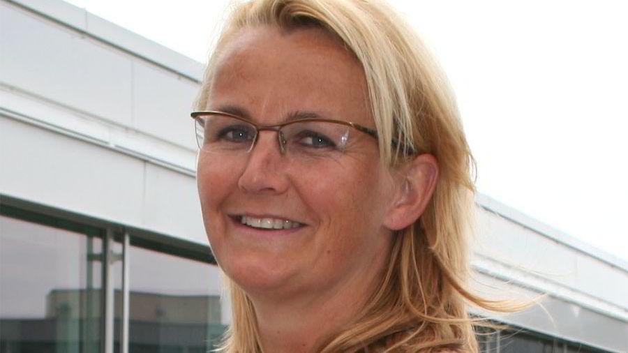 Anette Willumsen i Lindorff konstaterer at antall konkurser i norsk næringsliv stiger markant.