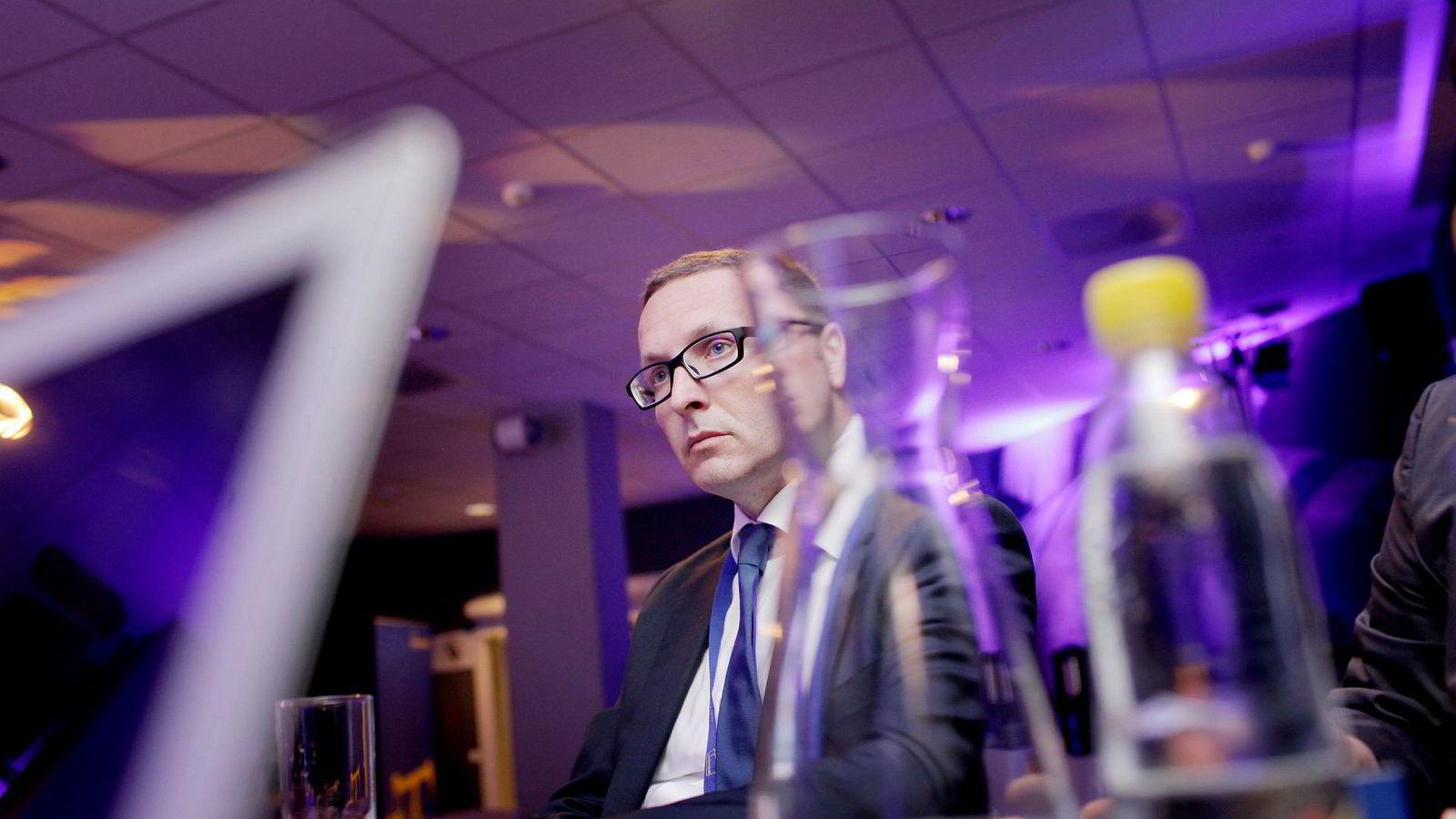 Wintershall-toppsjef Mario Mehren blir snart toppsjef i det fusjonerte Wintershall-Dea.