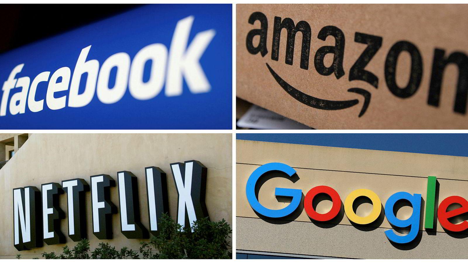 De amerikanske teknologigigantene har alle falt over 20 prosent fra toppnivået de siste 52 ukene. Aggressiv lederstil får deler av skylden for Facebooks fall på børsen den siste tiden