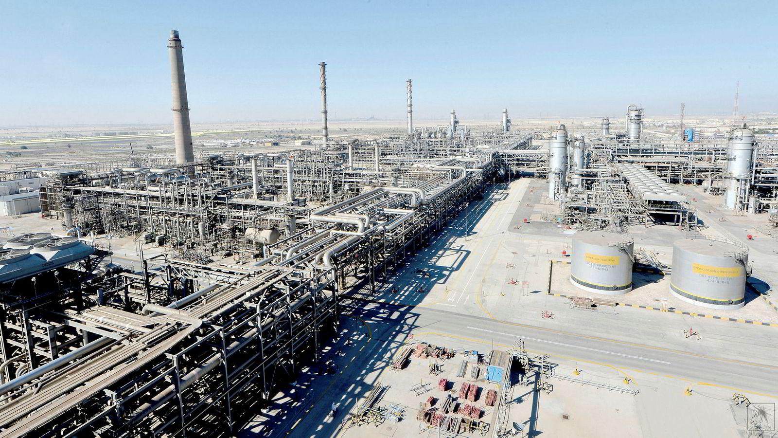 Berri-feltet til Saudi Aramco er blant dem som bidrar til solide 2019-tall for offshore-satsinger, ifølge Rystad Energy.