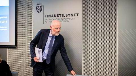 Alvorlig økonomisk kriminalitet lar seg vanskelig stoppe av finansreguleringer og tilsyn, men krever straffeforfølgning, skriver Morten Baltzersen, direktør for Finanstilsynet. Foto: Skjalg Bøhmer Vold