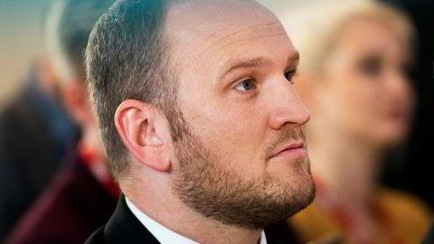 Samferdselsminister Jon Georg Dale blir nå også fungerende justisminister.