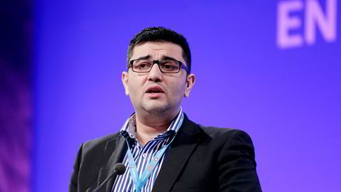Mazyar Keshvari (Frp) har vært sykemeldt siden saken rundt reiseregningene ble kjent.