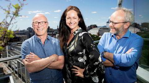 «Finansredaksjonen» en ukentlig podkast fra DN med Terje Erikstad, Janne Johannessen og Thor Christian Jensen.