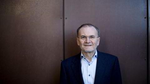Seniorøkonom Knut Anton Mork i Handelsbanken Capital Markets. Foto: Øyvind Elvsborg
