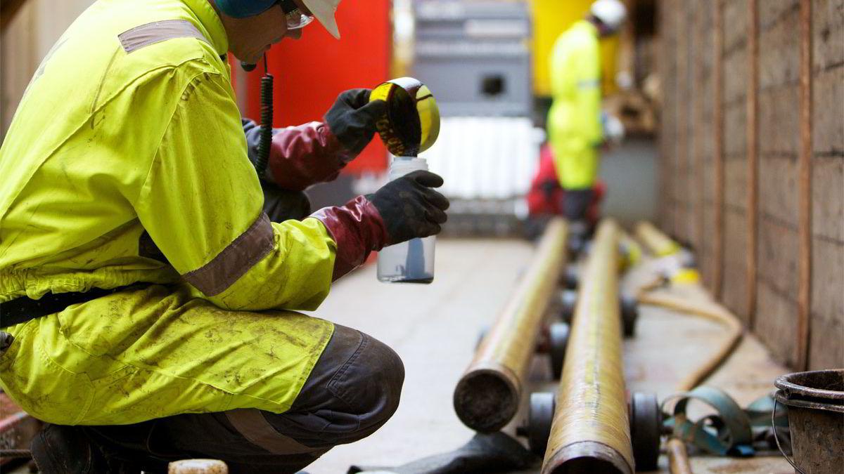 """Statoil har beskrevet kvaliteten som """"champagneolje"""" i Norges nye gigantfunn."""