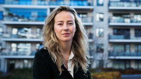 Sjeføkonom Nejra Macic i Prognosesenteret tror ikke etterspørselen etter boliger vil henge med tilbudsøkningen fremover.