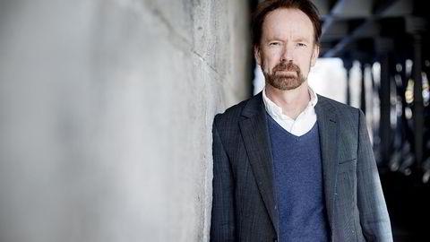 Jon Mjølhus er førstelektor i finans ved Høgskolen i Sørøst-Norge. Foto: Ida von Hanno Bast.