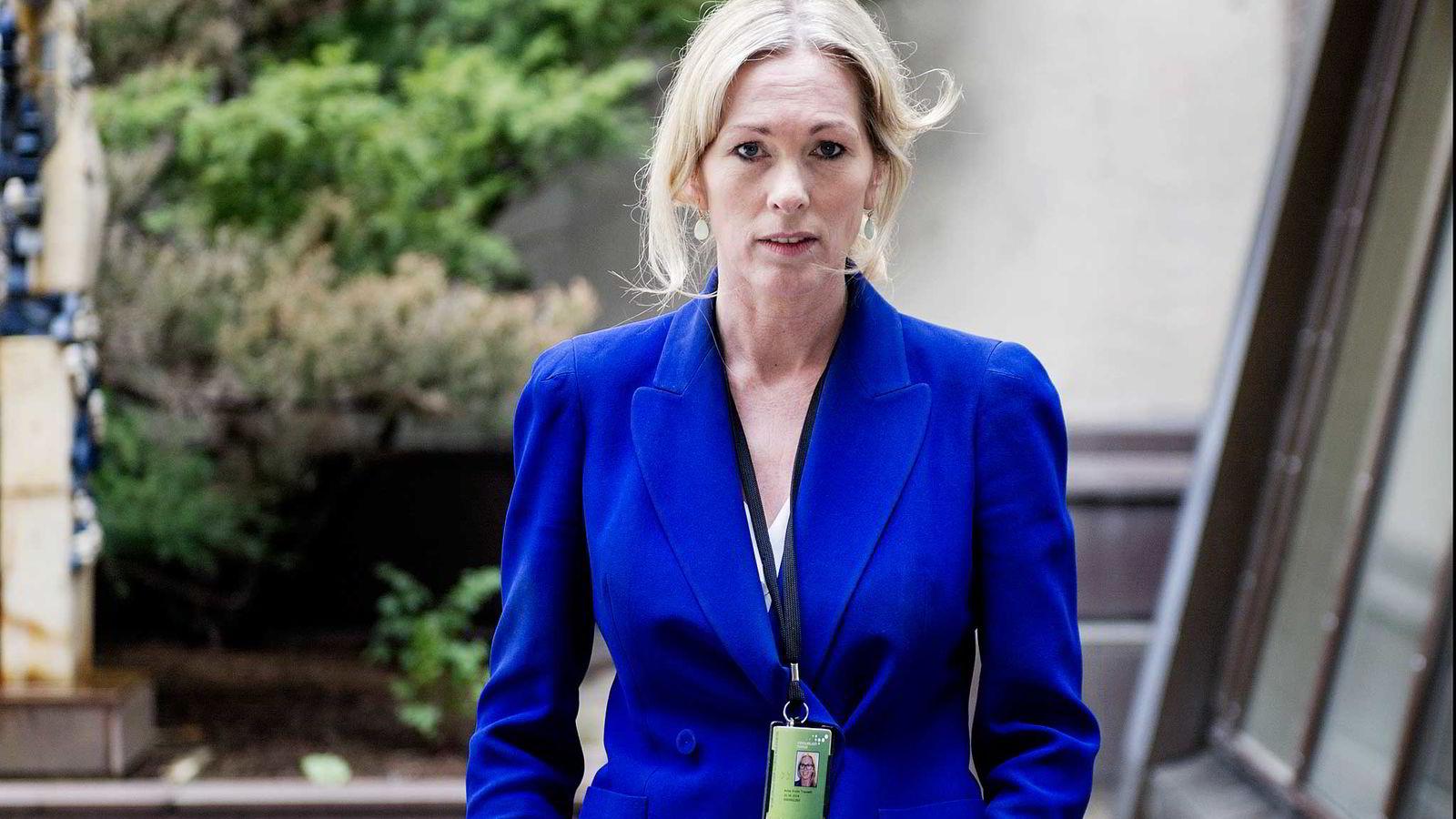 Administrerende direktør Anita Krohn Traaseth i Innovasjon Norge.