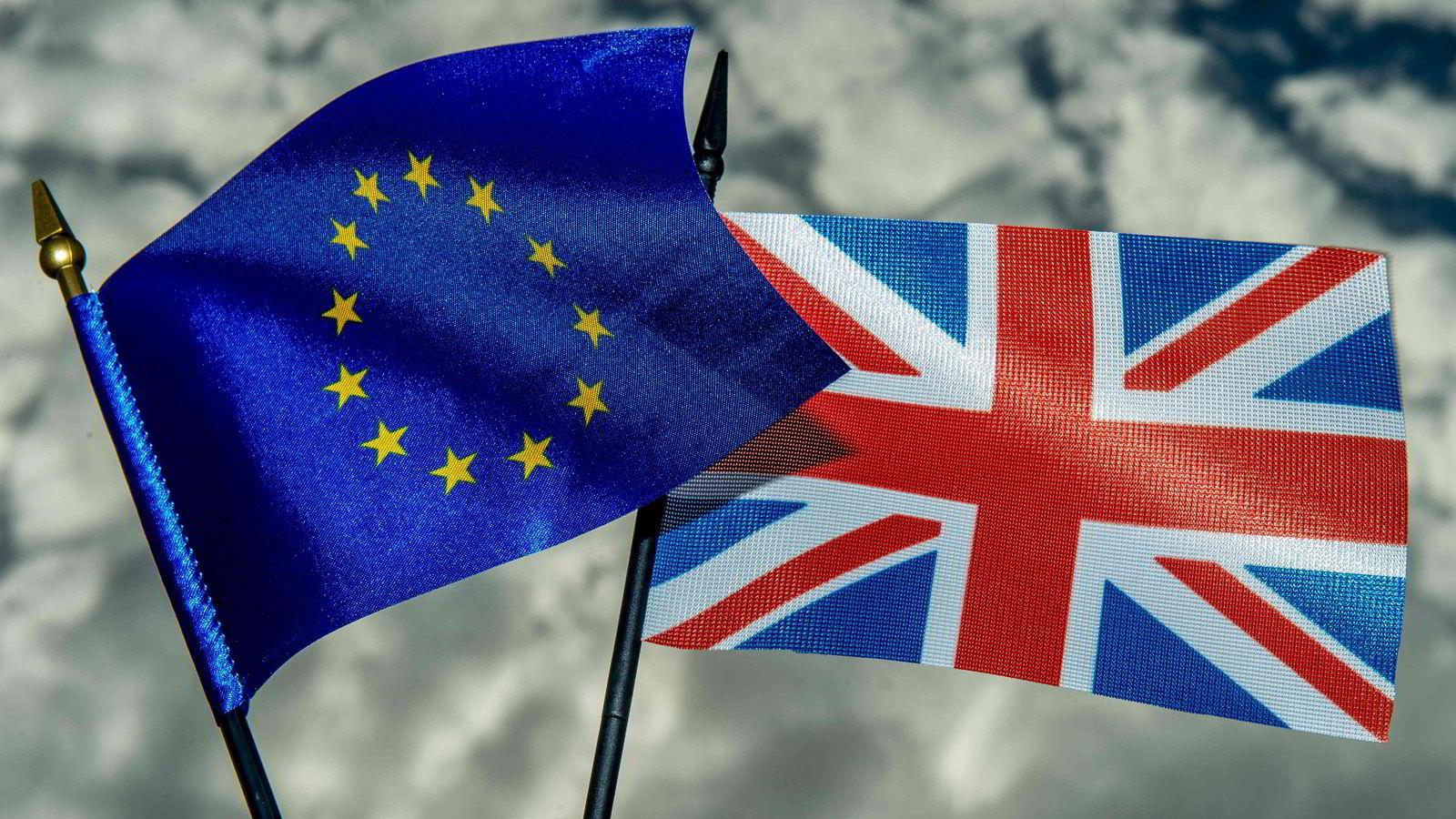 «Jeg er så trygg på at britene vil gjøre det rette og stemme for å bli i EU, at jeg vil vedde 1 million euro til veldedighet,» skriver Antanas Guoga i et brev til Farage. Foto: