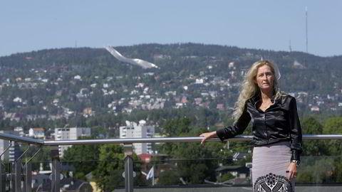 Grethe Wittenberg Meier er administrerende direktør i Privatmegleren. Foto: