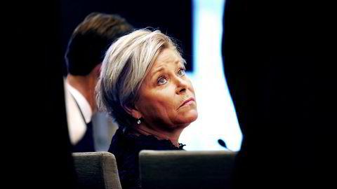 Tirsdag legger finansminister Siv Jensen frem revidert nasjonalbudsjett for 2018.