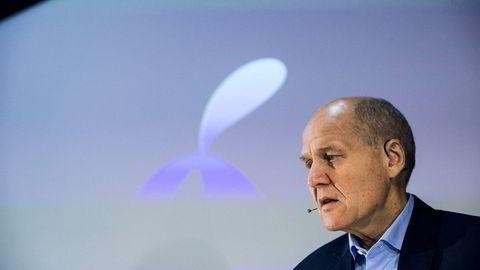 Telenor, her ved konsernsjef Sigve Brekke, kjøpte annonseteknologiselskapet Tapad for 2,9 milliarder kroner i 2016.