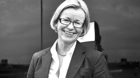 Oslo 20110606. Daglig leder i Deloitte, Aase Aamdal Lundgaard. Foto: Aleksander Andersen / Scanpix ---