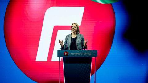 Sylvi Listhaugs comeback i regjeringen kobles til flere utmeldelser i Krf.