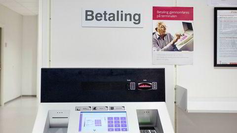 Melin Medical leverer betalingsautomater til legekontor. Melin Collectors leverer inkassovarsel til de som ikke betaler i tide.