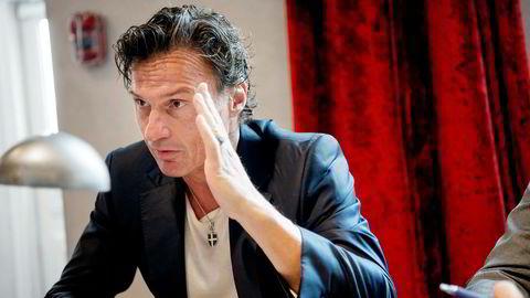 Petter Stordalen er styreleder av Strawberry Capital. Etter fem år som aksjonærer i Sevan Marine selger de nå seg ut. Foto: Mikaela Berg