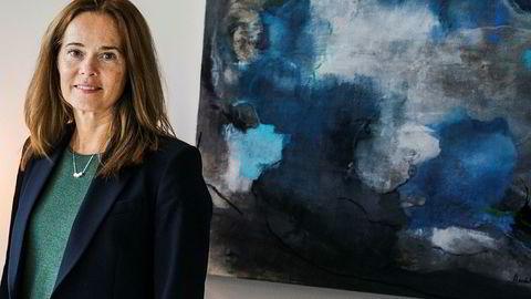 Liv Hovem er toppsjef for DNV GLs olje- og gassdivisjon. Hun advarer mot en polariserende debatt om norsk oljepolitikk.