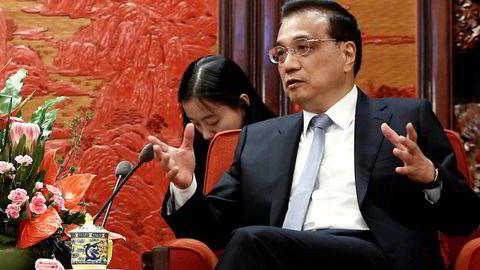 Kinas statsminister Li Keqiang jobber for å kvalitetssikre statistikkene over landets økonomiske utvikling.