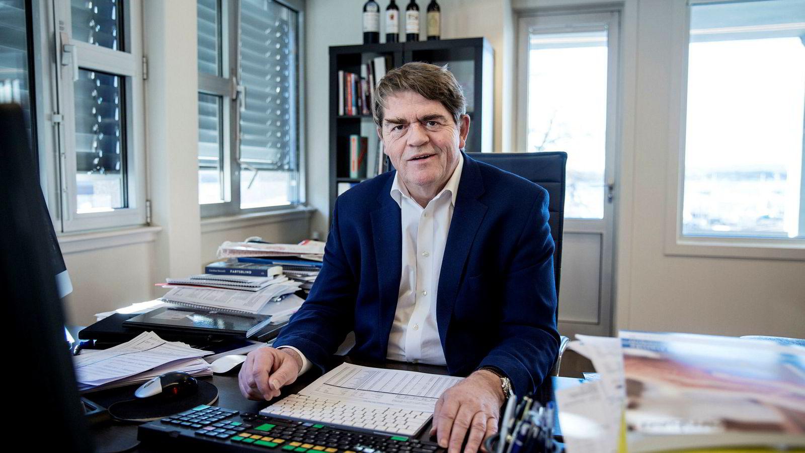 Jan Petter Sissener, partner og daglig leder i Sissener as, mener «gutteklubben Grei» er ute av norsk arbeidsliv.