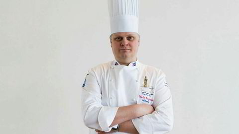 Sturla Birgisson var blant de 14 kokkene som trakk seg fra det islandske kokkelandslaget. Så ble sponsoravtalen med oppdrettsselskapet Arnarlax terminert.