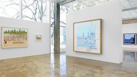 Synlig. Cecilie Nissen har synliggjort Kristiansand Kunsthall nasjonalt.