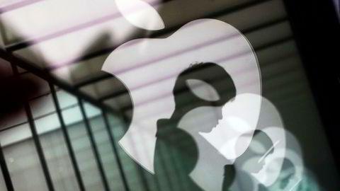 Apple fikk en omsetning på 84,3 milliarder dollar det siste kvartalet.