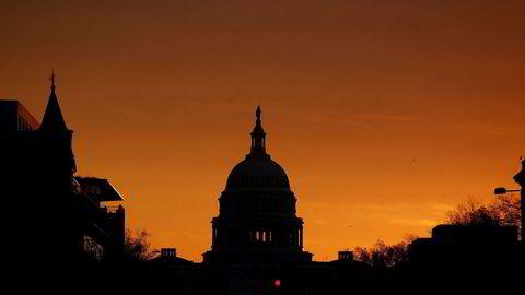 Senatet, som er det øverste kammeret i den amerikanske Kongressen, startet torsdag debatten som ender med avstemning om Donald Trumps skattereform.