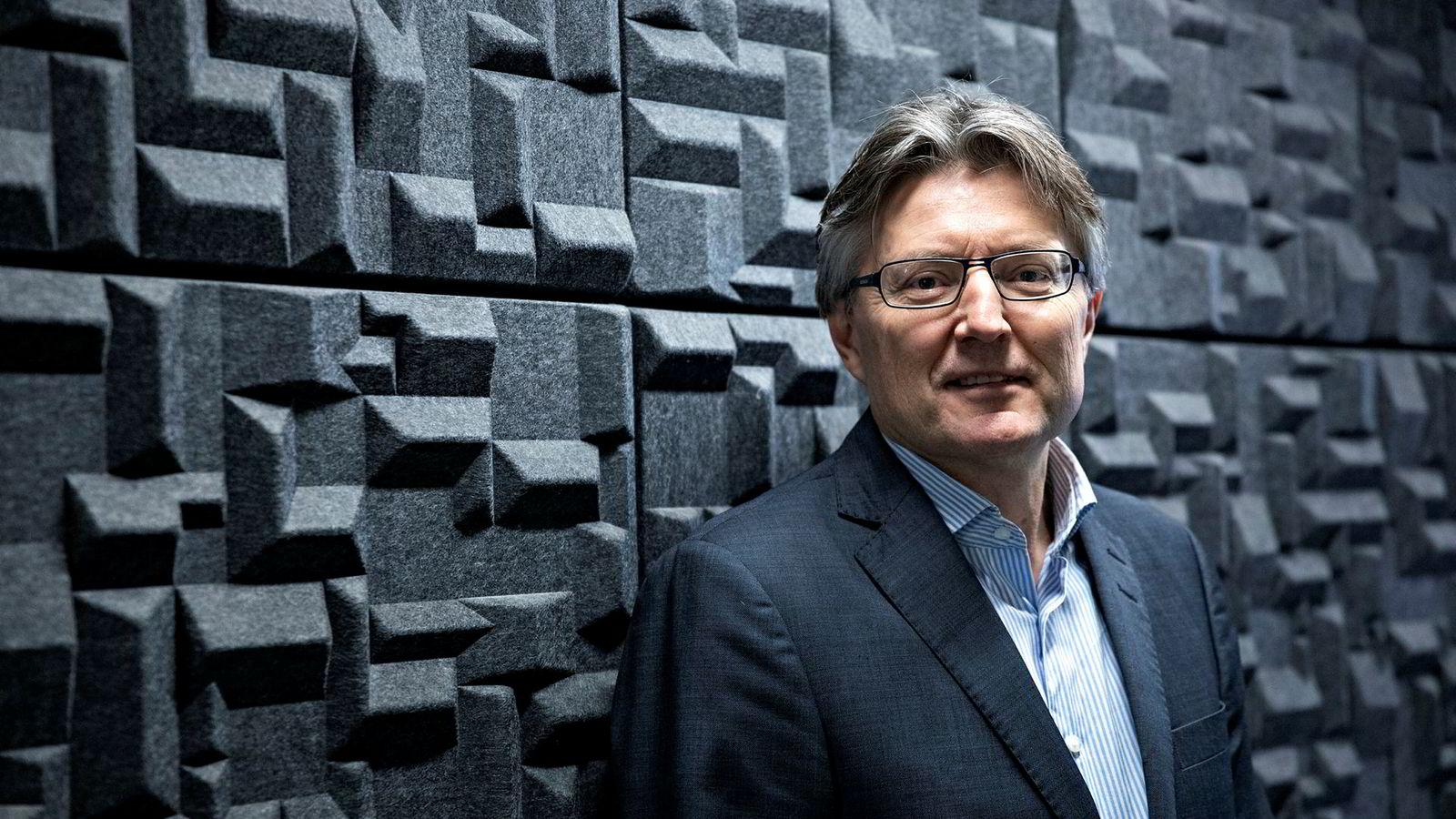 Portfolio Manager Petter Tusvik i Alfred Berg Kapitalforvaltning
