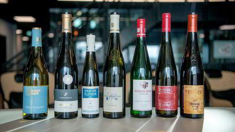 2017 ga vinprodusentene hodebry, men det har ikke hindret dem i å lage lage strålende vin.