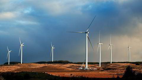 GODE VILKÅR. Norge har bedre naturgitte forutsetninger for fornybarproduksjon enn Sverige, skriver artikkelforfatterne. Foto: