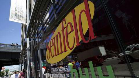 Den klassiske tv-serien Seinfeld kommer nå på Netflix.