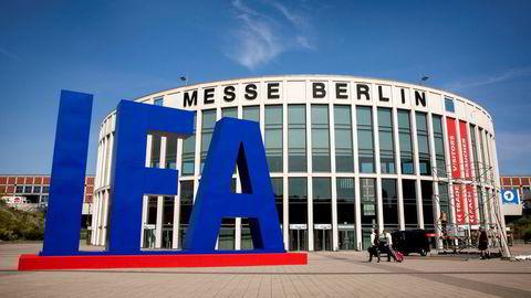 Denne uken starter verdens største elektronikk- og hvitevaremesse i Berlin.