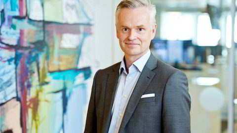 Jonas Ström er påtroppende daglig leder i ABG Sundal Collier.