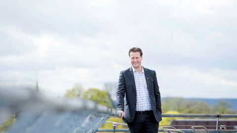 Reform sparer stort, sier Helge Andre Njåstad (Frp), stortingsrepresentant og leder av kommunalkomiteen på Stortinget.