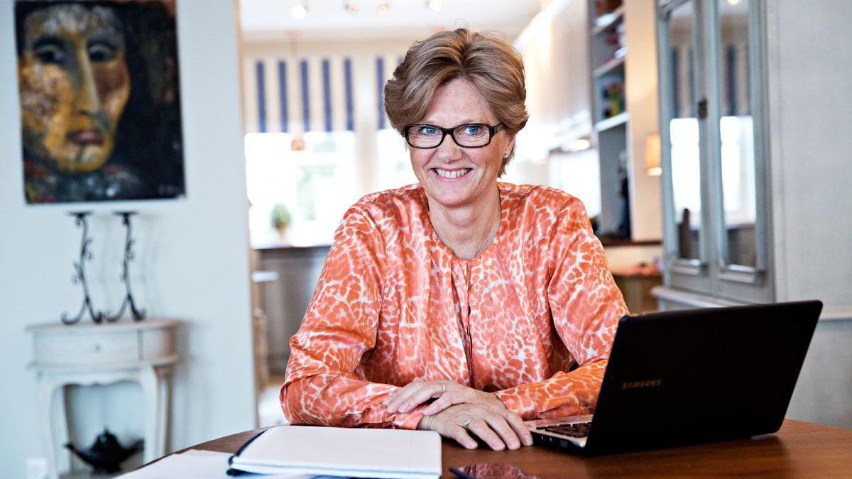 Partner i konsulentselskapet Headvisor, Ulla K. Kjeldstad ser at de som sliter seg ut gjerne er faglig dyktige, unge og ambisiøse.