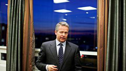 Inkassosjef Endre Rangnes vet ikke hvem som har bedt om valg av nytt styre.