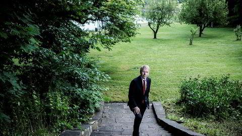 – Norge risikerer å sitte med en voldsom død kapital, sier investor Jens Ulltveit-Moe.