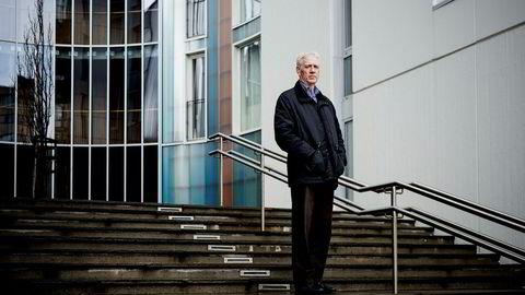 Forvalter og bankekspert Sigmund Håland mener Bank Norwegian bruker en svakhet i norsk regelverk for å få til en rask vekst innen forbrukslån i nabolandene. Foto: Tommy Ellingsen