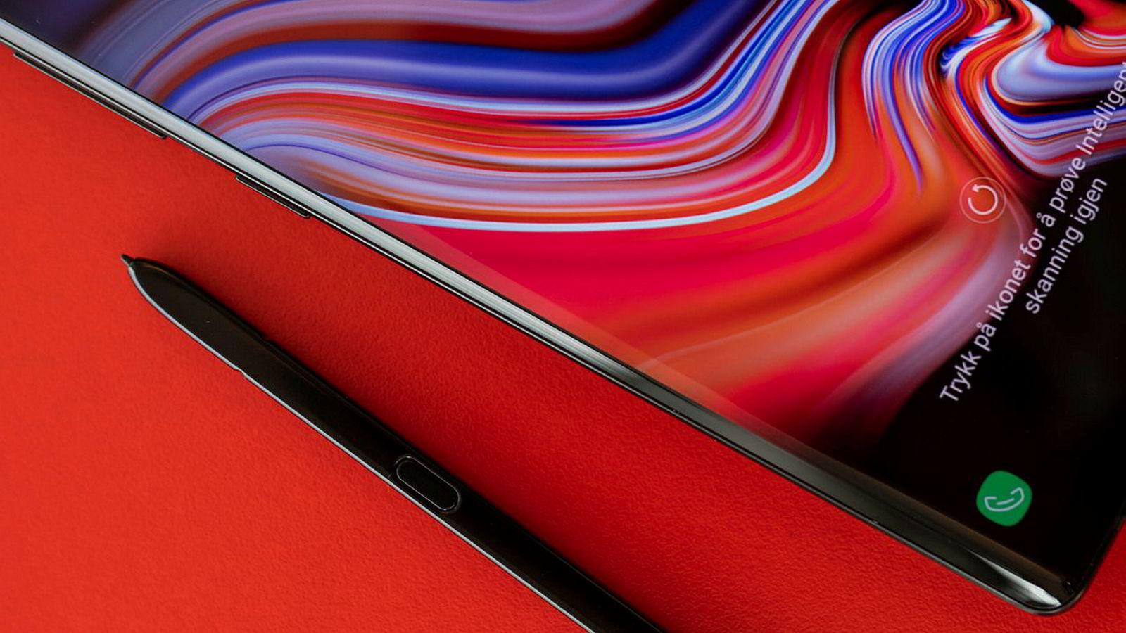 Samsung Galaxy Note9 er imponerende på mange måter. Men man må være i målgruppen for at den skal være det riktige valget.