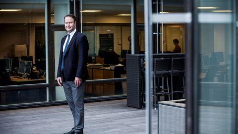 Norge-sjef Trond F. Mellingsæter i Danske Bank.