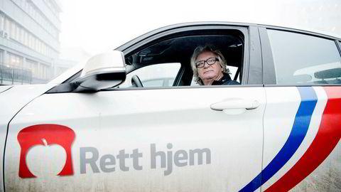 I nærmere 20 år har Per Andreas Juell drevet med dagligvarer på nett. Nå er en leaset bil det eneste som er igjen i selskapet, og han forhandler med kreditorer for å rydde opp.